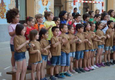 Festival de final de curs d'Infantil