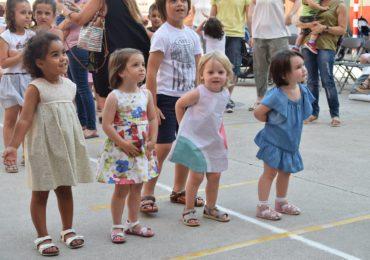 Gran festa final de curs de la Llar d'Infants