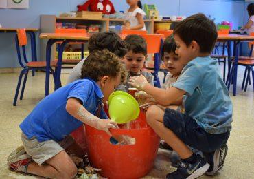 Ambients d'aprenentatge a Infantil