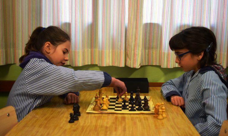 Els escacs a l'escola